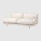 sofá de design escandinavoFLANEURGUBI