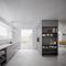 cozinha contemporânea / em carvalho / em madeira lacada / em nogueira