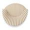 poltrona contemporânea / em tecido / em couro / em madeira de ácer