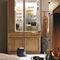 cozinha clássica / em nogueira / em quartzo / em L
