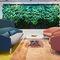 parede verde para ambiente internoNAAVATeknion