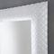 espelho de parede / com iluminação LED / contemporâneo / retangular