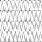 tela metálica para revestimento de fachada / em aço inoxidável / com malha triangularHURONCambridge Architectural Mesh