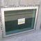 janela fixa / em inox / com vidro triplo / à prova de águaNatare Corporation