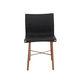 cadeira contemporânea / em madeira