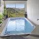 piscina pré-fabricada / enterrada / em acrílico / da linha comercial