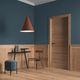 painel decorativo em madeira / de parede / para ambiente interno