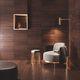 painel decorativo em madeira / de parede / para ambiente interno / liso