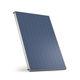 painel térmico plano / para aquecimento de água / com moldura de alumínio / de montagem vertical