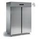 freezer vertical / profissional / em aço inoxidável